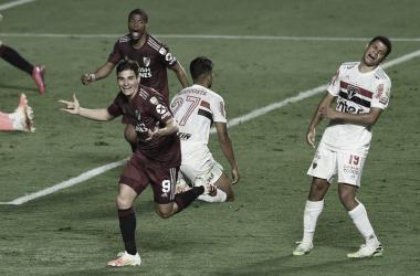 São Paulo e River Plate ficam no empate em jogo com nível técnico decepcionante