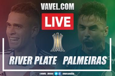 Gols e melhores momentos de River Plate 0 x 3 Palmeiras pela Libertadores 2020