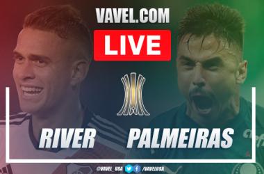 Goals and Highlights: River Plate 0-3 Palmeiras in Copa Libertadores Semifinal 2021