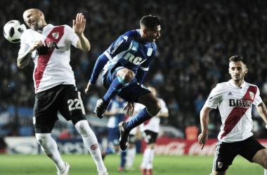 Ambos equipos se vieron las caras hace pocos meses en la Superliga (Foto: Marcelo Carroll- Clarín)
