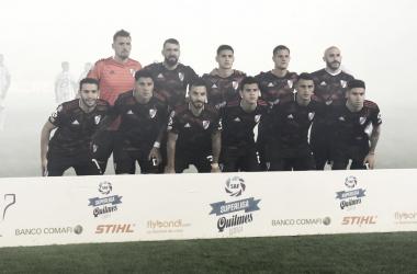 River lleva nueve partidos sin derrotas (Foto: CARP Oficial).