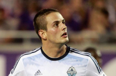 Octavio Rivero Named MLS Player of the Month / Kim Klement - USA TODAY Sports