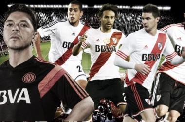 Marcelo Gallardo quiere volver al nivel del River Plate campeón de la Copa Libertadores 2015. Foto: Nicolás Kralj