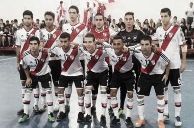River goleó a Racing y es líder (Foto: A Dos Toques Futsal)