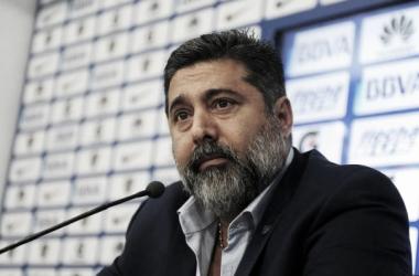El presidente del Xeneize habló sobre los posibles refuerzos para el club   Foto: Clarín