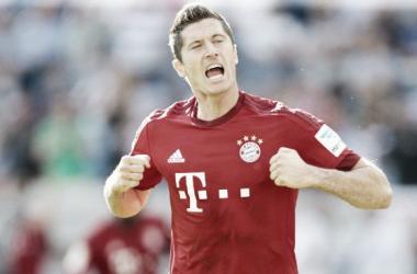 No big money move for Lewandowski this summer, says Michael Reschke