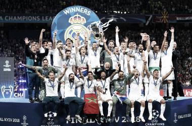 Fonte: UEFA Champions League/Twitter