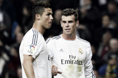 Ronaldo And Bale Star In The Liga BBVA Team Of The Month