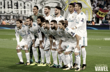Once del Real Madrid | Foto: VAVEL