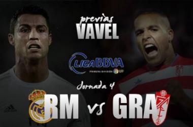 Real Madrid - Granada CF: la carrerilla ya quedó atrás
