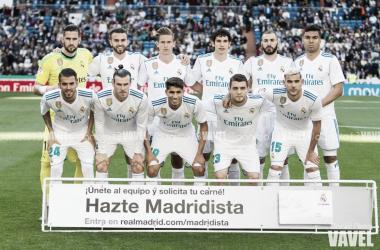 El once del Real Madrid para el encuentro con el Leganés | FOTO: VAVEL