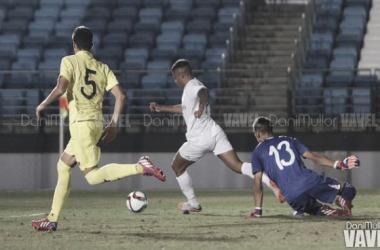Foto del encuentro entre el Real Madrid Castilla vs. Villarreal B (Foto: Dani Mullor | Vavel.com)