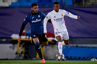 Real Madrid advance to UEFA Champions League Quarterfinal with win over Atalanta
