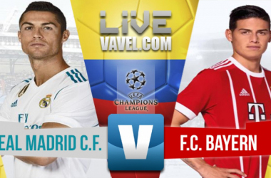 Real Madrid, finalista de la Liga de Campeones (2-2)