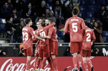 El Real Madrid sigue en la procura de la solidez como equipo. Foto: La Liga