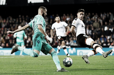 Resumen Valencia 4-1 Real Madrid en la Liga Santander 2020-21