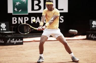 Atp Roma, Nadal riporta Fognini sulla terra. Djokovic c'è, vince Cilic