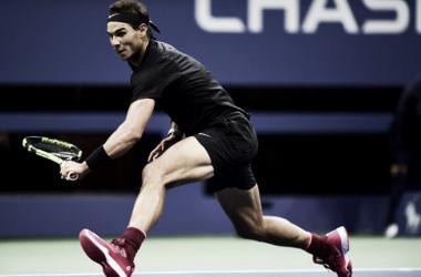 Rafa Nadal. Fonte:USTA/Billie Weiss