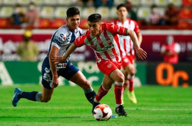 Con empate, Necaxa y Pachuca continúan en el fondo