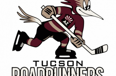 The Tucson Roadrunners will begin play this season, playing games at the Tucson Convention Center. Source: (arizonacoyotes.com)