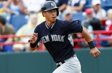 New York Yankees Will Call Up Rob Refsnyder On Saturday
