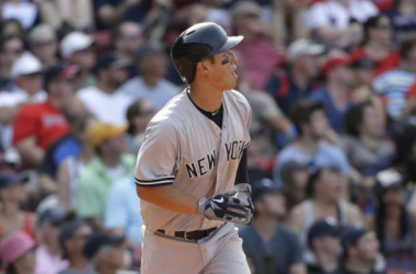 Rob Refsnyder Will Remain With The Yankees After The All-Star Break