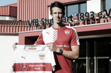 VfB Stuttgart add strength-in-depth in the form of Robbie Kruse