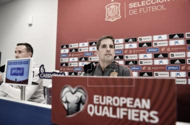 Robert Moreno se mantiene invicto en los clasificatorios europeos | Fotografía: EFE