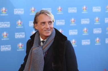Mancini con l'Italia dei giovani sogna in grande