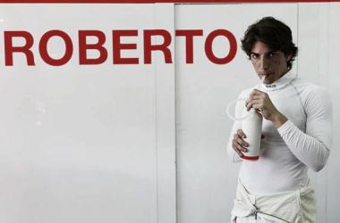 """Roberto Merhi: """"Nos hemos llevado una sorpresa positiva"""""""