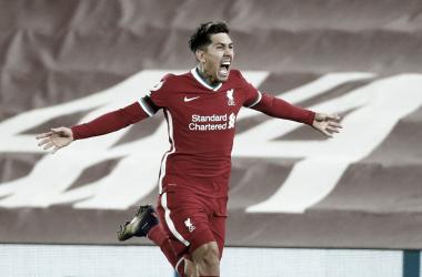 Con un gol agónico, Liverpool vuelve a ser líder en soledad