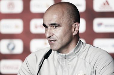 """Roberto Martínez: """"Estamos preparados para cualquier escenario"""""""