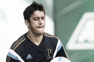 Robinho deve desfalcar Palmeiras no jogo da Copa do Brasil contra Fluminense