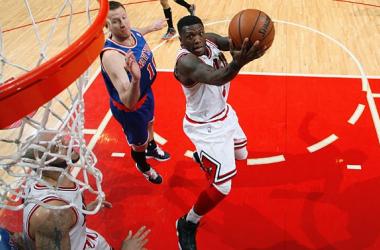 Chicago Bulls vence Knicks e encerra sequência de vitórias