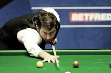 O'Sullivan closes in on last eight