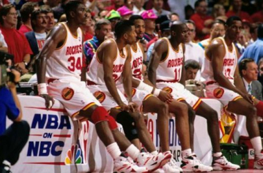 Rockets-Clippers and the First Round of the 1993 Playoffs