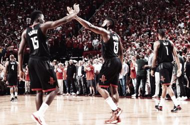 Fonte immagine: Twitter Houston Rockets