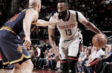 El Barba hizo estragos en la noche del domingo. Foto: NBA