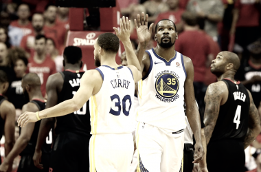 Warriors regresan a las finales. Foto vía: SB Nation.