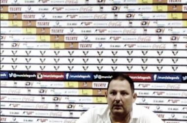 """Lorenzo López: """"Estamos tranquilos porque el trabajo se nota"""""""