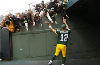 Aaron Rodgers will look to repeat his 2014 MVP campaign this coming season - AP Photo/Mike Roemer