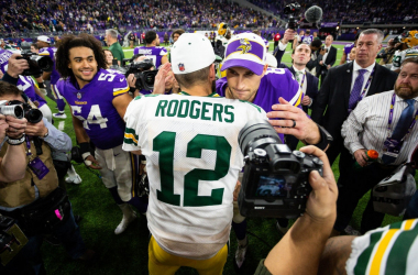 Green Bay Packers at Minnesota Vikings: The Division Title on the line