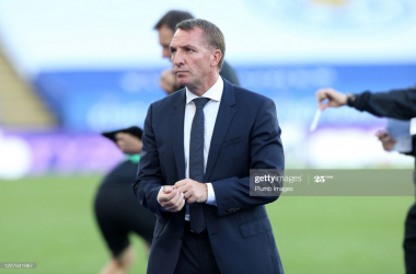 """Brendan Rodgers: """"The team will be giving it everything"""""""