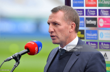 The five key quotes from Brendan Rodgers' post-West Brom press conference