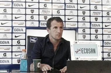 Rodolfo Arruabarrena, DT de Boca | Foto: Diario Registrado