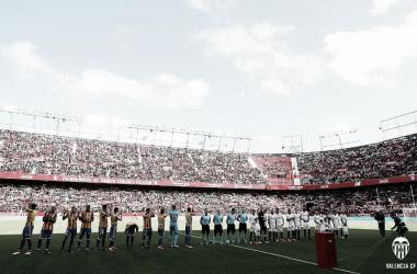 Sevilla FC - Valencia CF: puntuaciones del Valencia CF, 28ª jornada de la Liga Santander