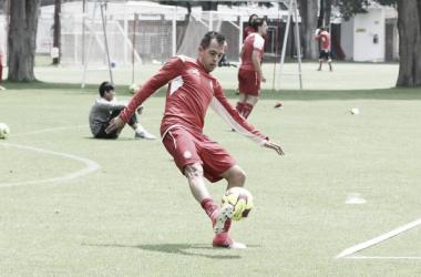(Entrenamiento l Club Deportivo Toluca F.C)