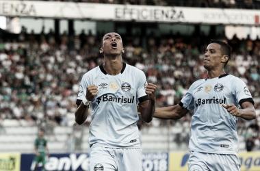 Jael marca, Grêmio bate Juventude e entra no G-8 do Gauchão