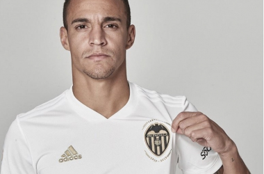 Rodrigo Moreno cumple seis años como jugador del Valencia