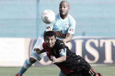 Alberto Rodríguez anotó el gol que salvó a Cristal de la derrota. (FOTO: depor.pe)